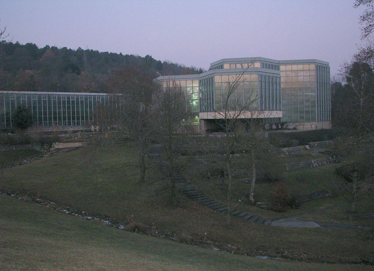 Bild Botanischer Garten der Universität Tübingen