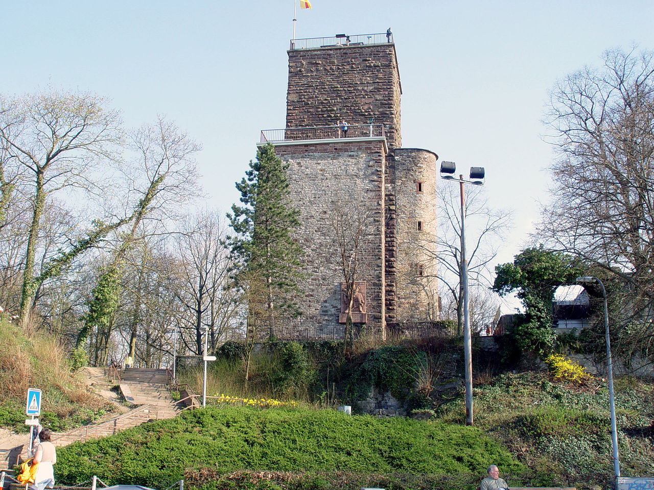 Bild Anders auf dem Turmberg