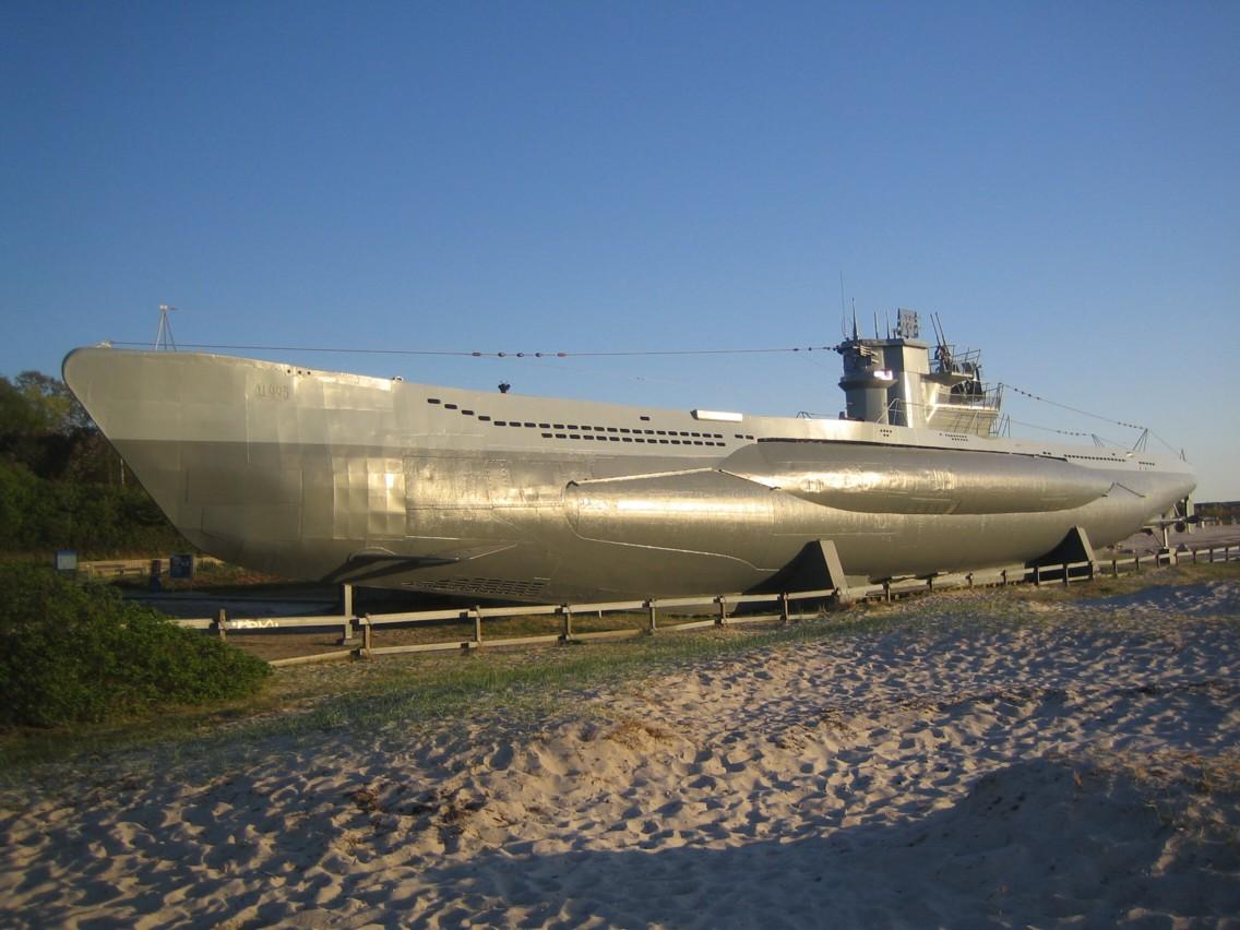 Bild U-Boot U 995 Laboe