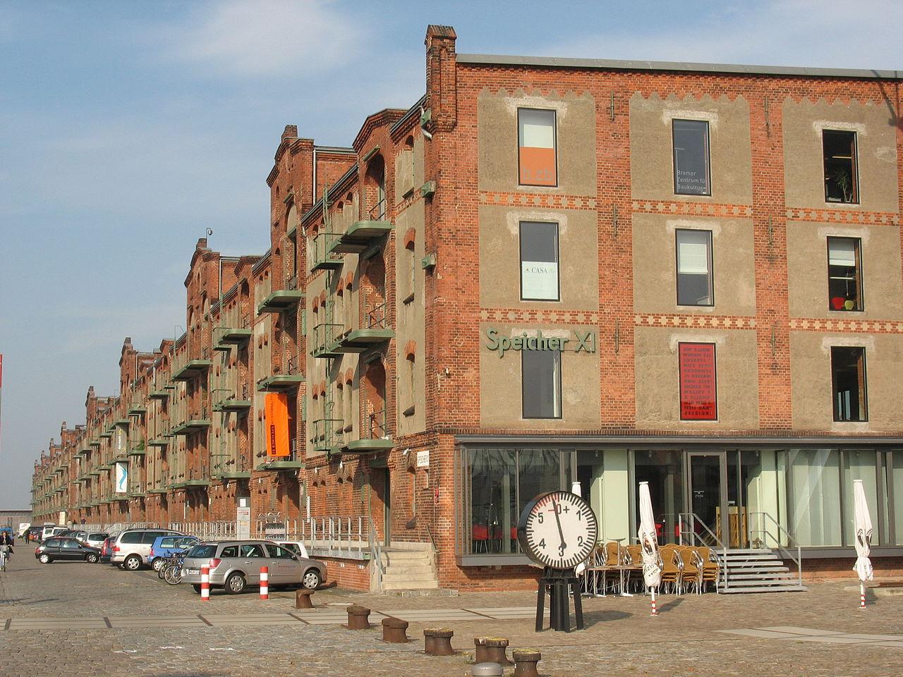 Bild Hafenmuseum Speicher XI Bremen