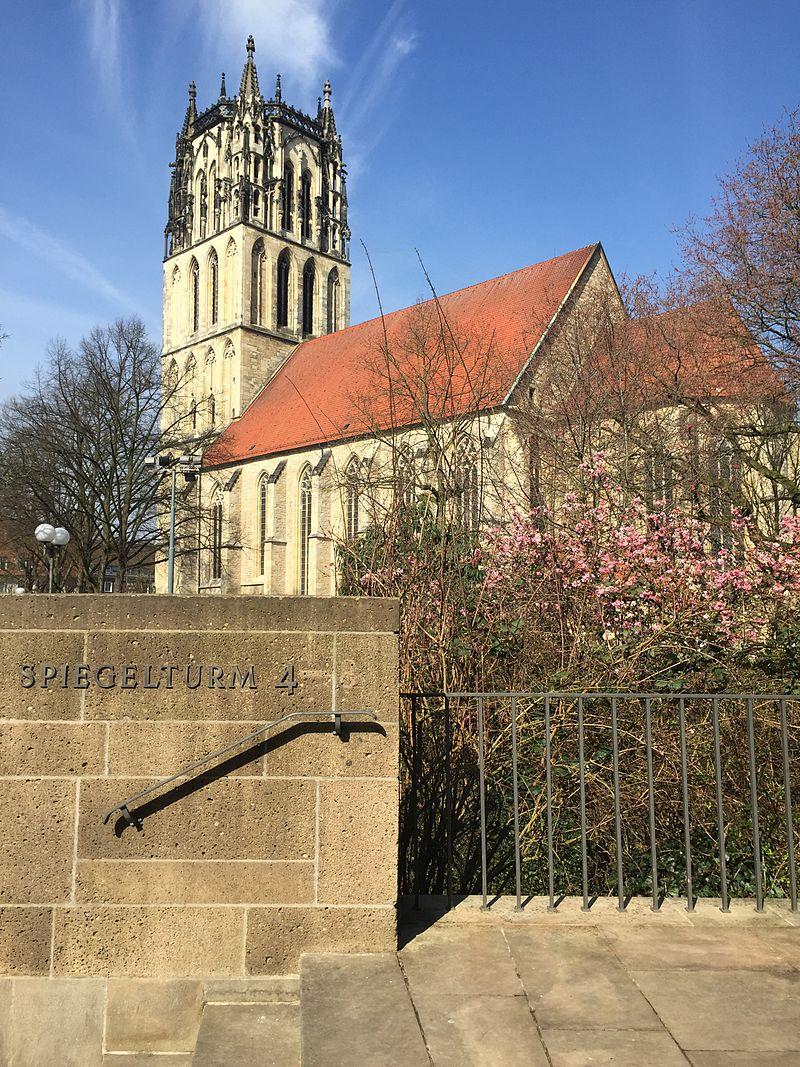 Bild Überwasserkirche Münster