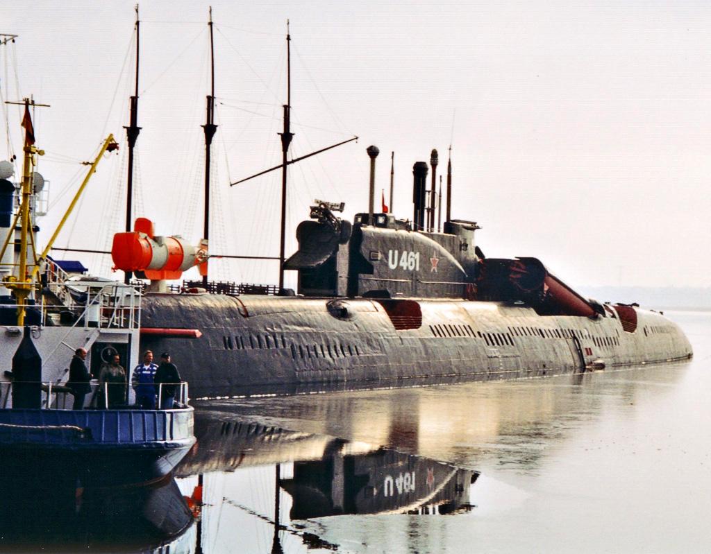 Bild U Boot Museum Peenemünde