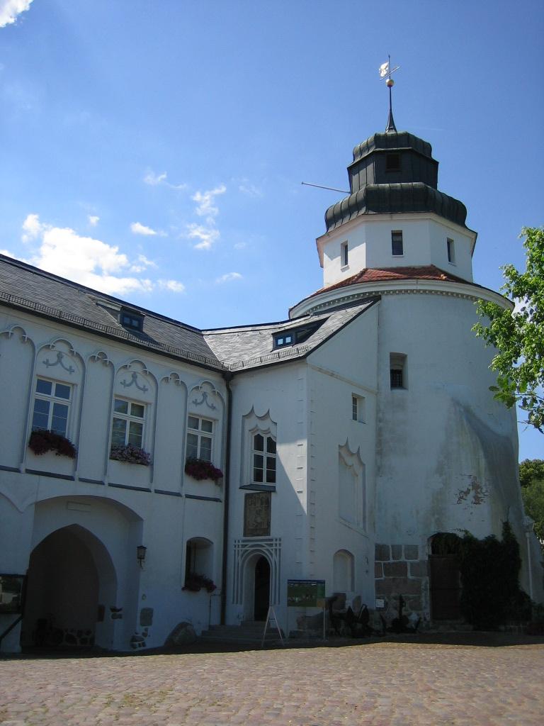 Bild Schloss Ueckermünde