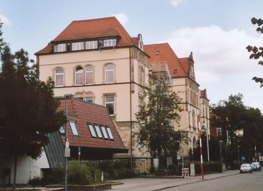 Bild Uhland Gymnasium Tübingen