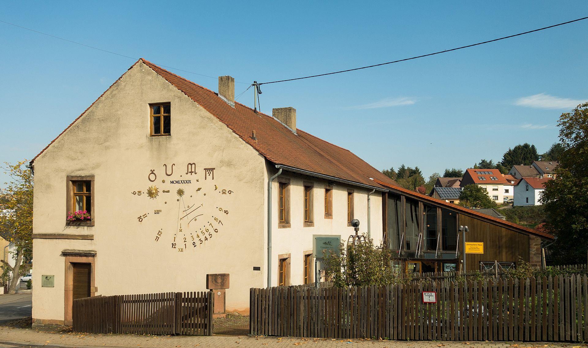 Bild Saarländisches Uhrenmuseum Püttlingen