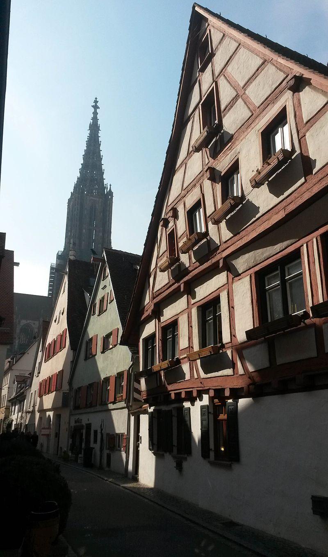 Bild Fischer und Gerberviertel Ulm