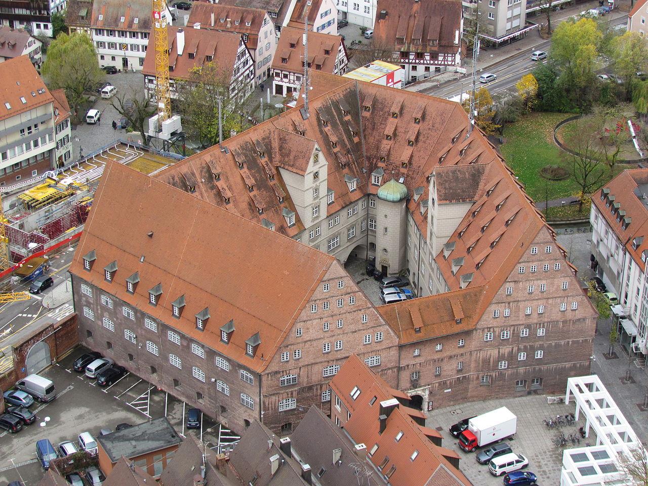 Bild Neuer Bau Ulm