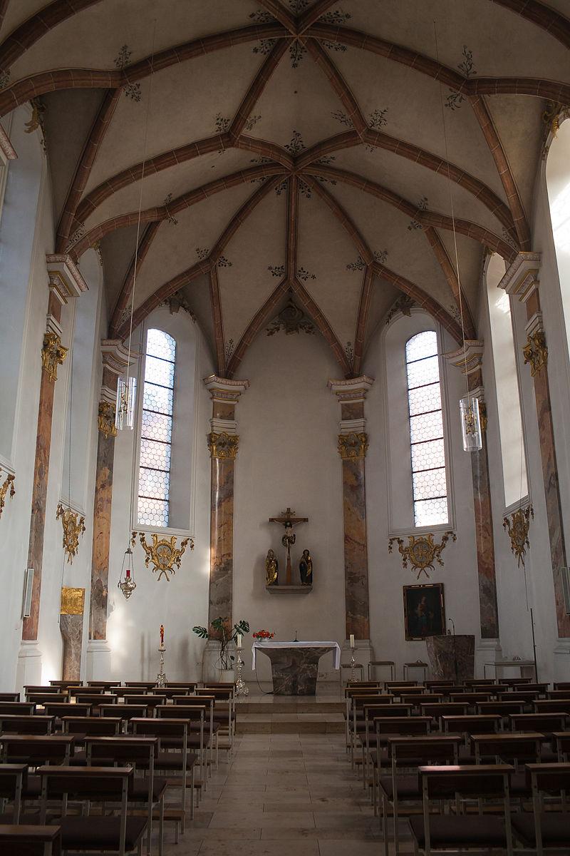 Bild Wengenkirche Ulm