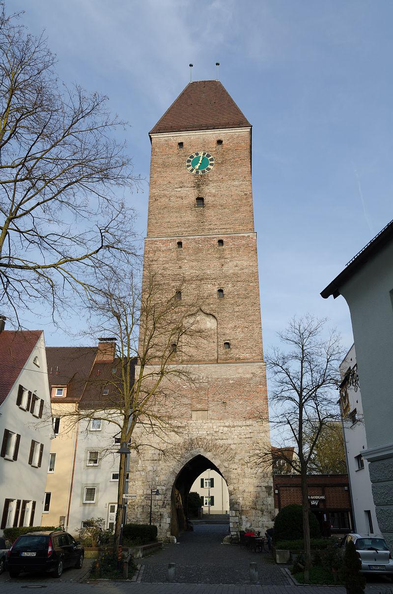 Bild Gänsturm Ulm