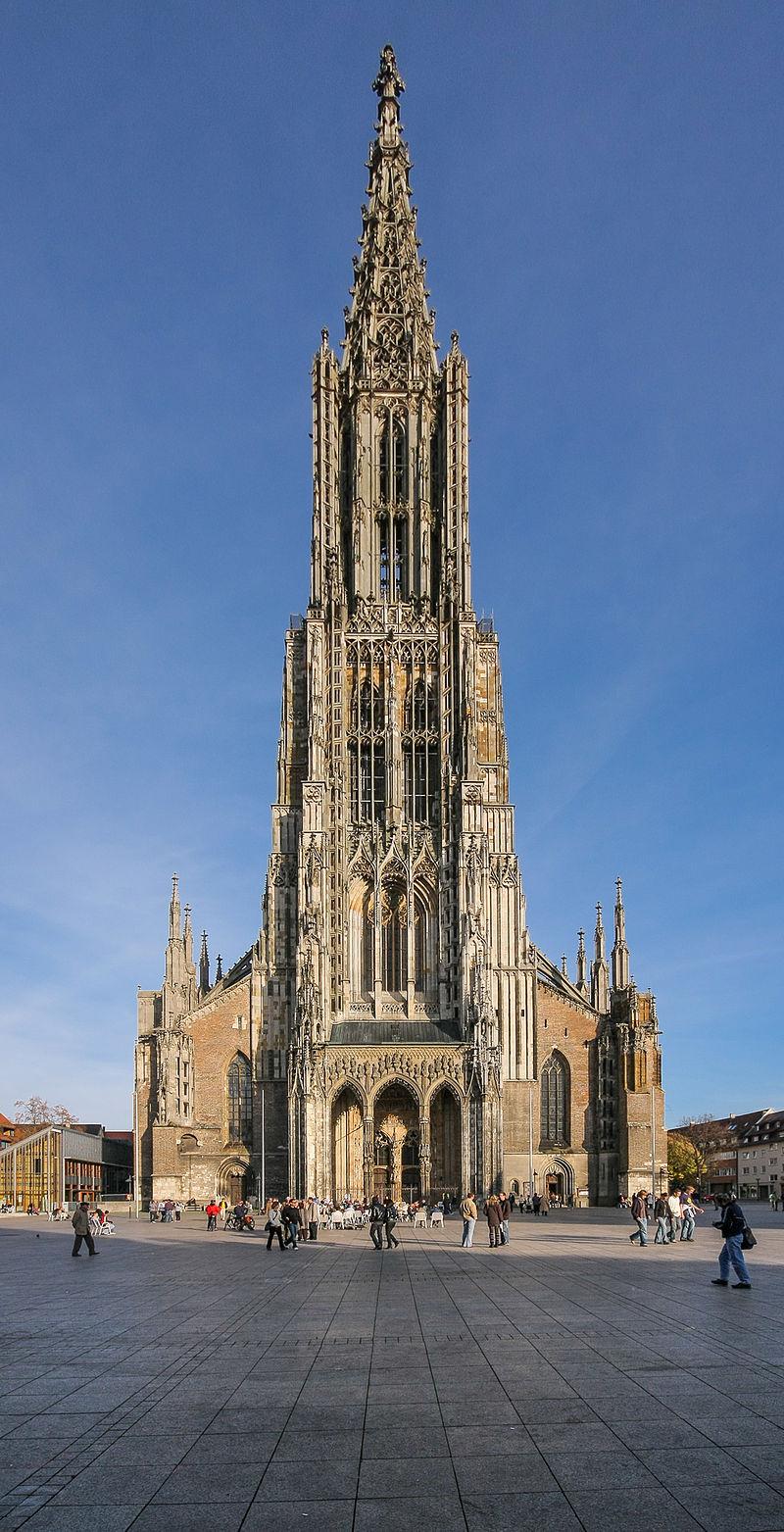 Bild Münster zu Ulm