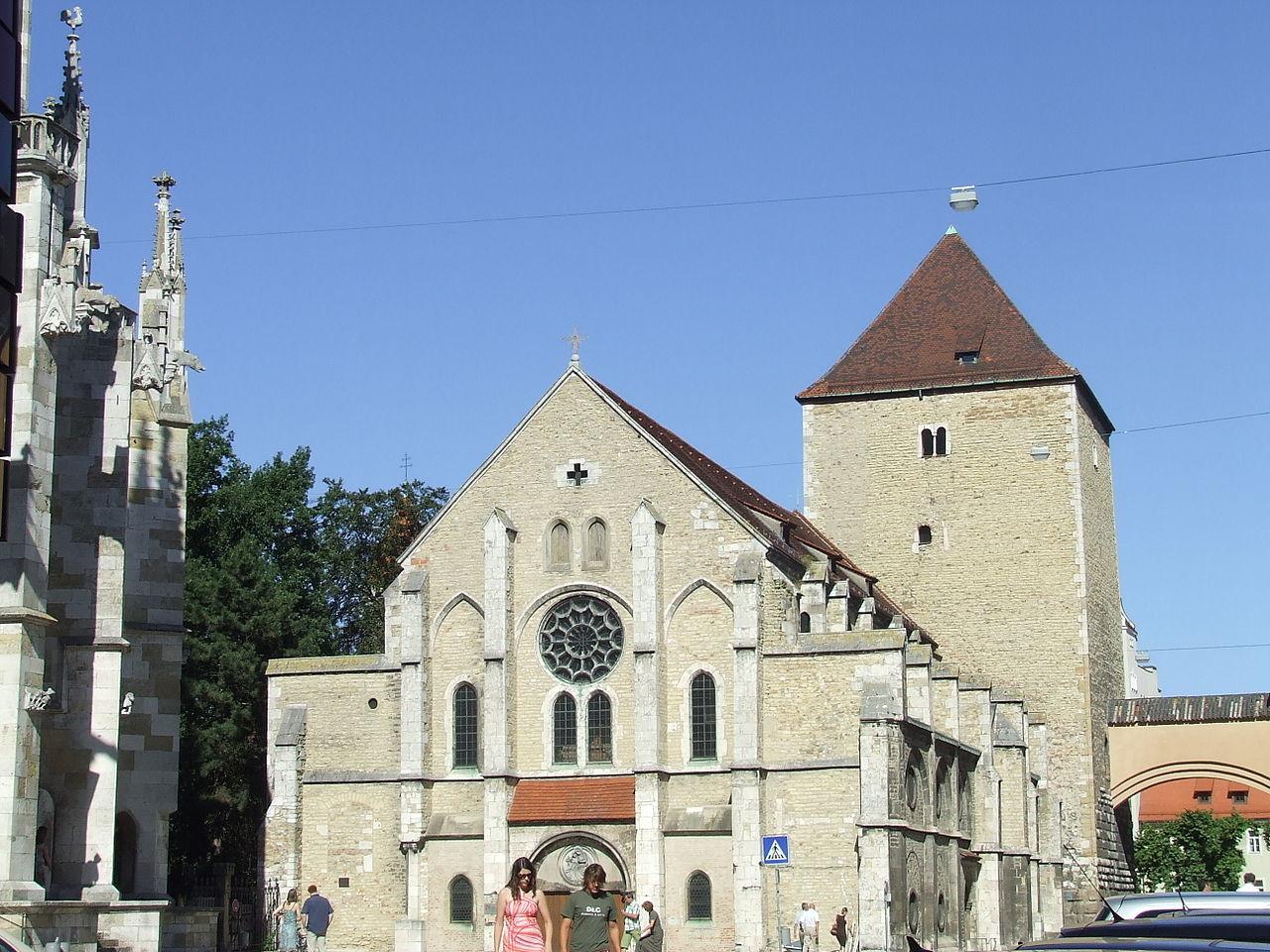 Bild Domschatzmuseum Regensburg
