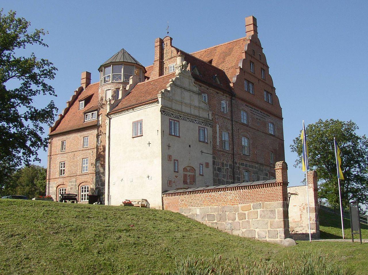 Bild Schloss Ulrichshusen