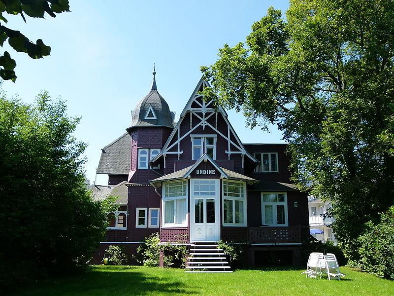 Bild Villa Undine Binz