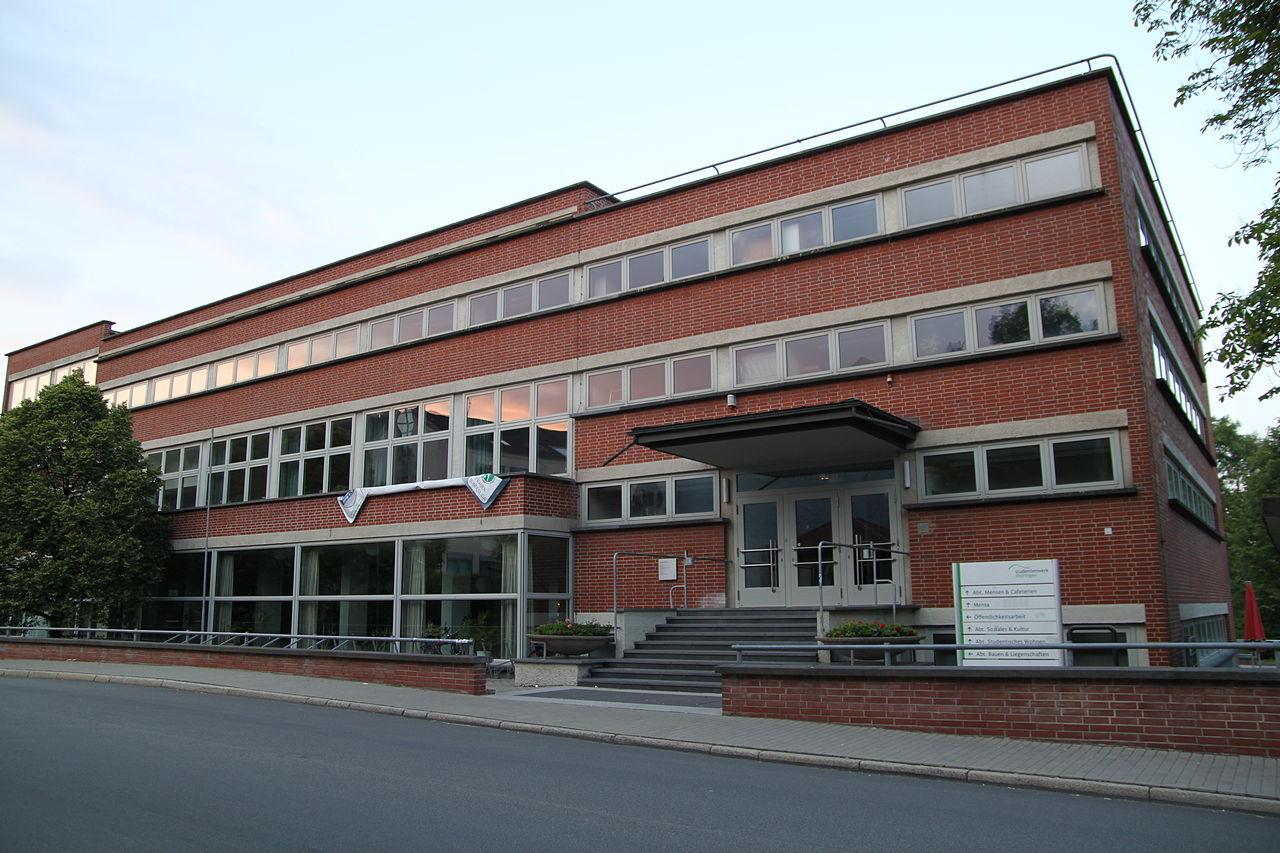 Bild Mensa am Philisophenweg Jena