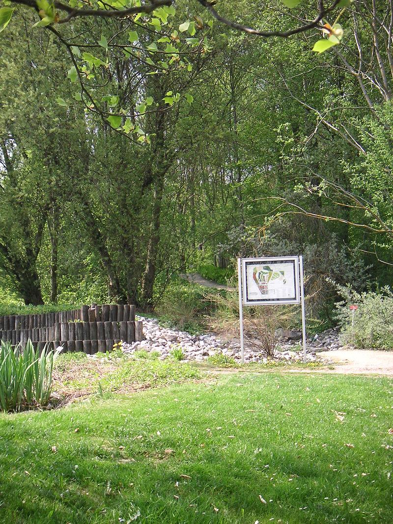 Bild Botanischer Garten Regensburg