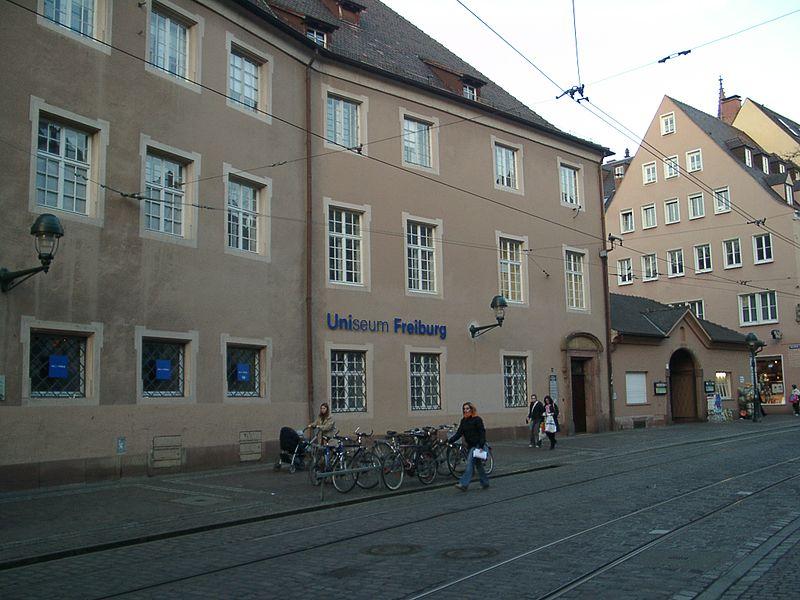 Bild Uniseum Freiburg