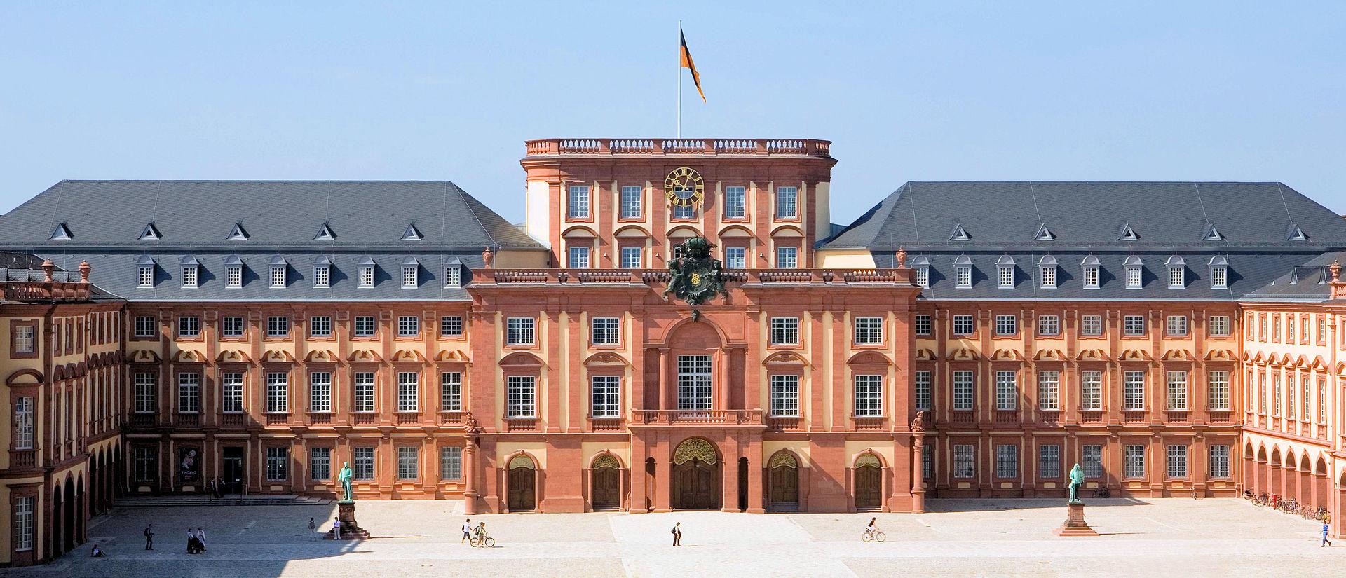 Bild Schloss Mannheim