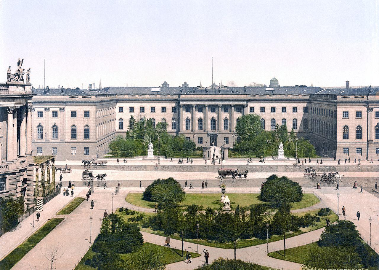 Bild Humboldt Universität Berlin