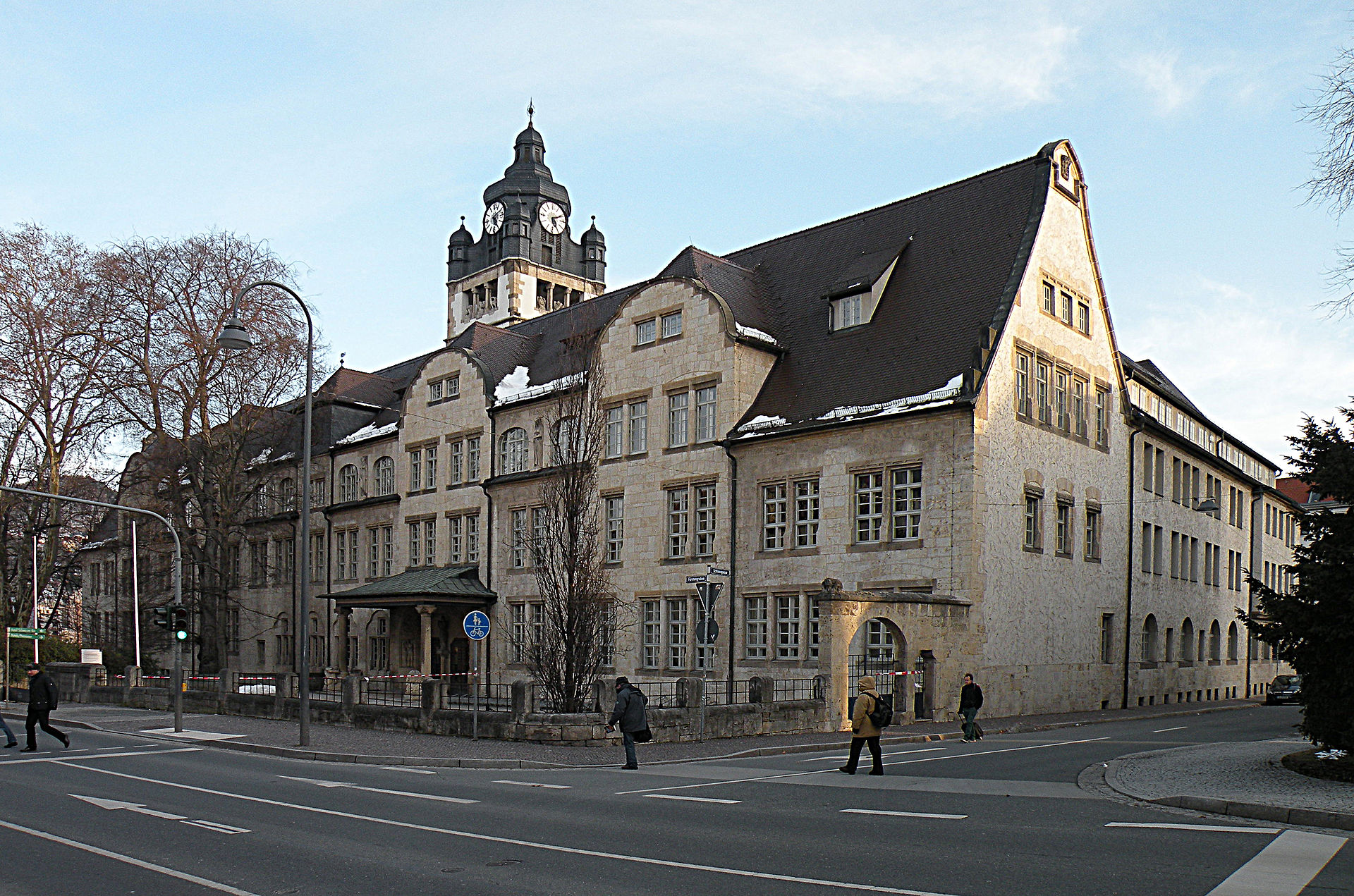 Bild Friedrich Schiller Universität Jena