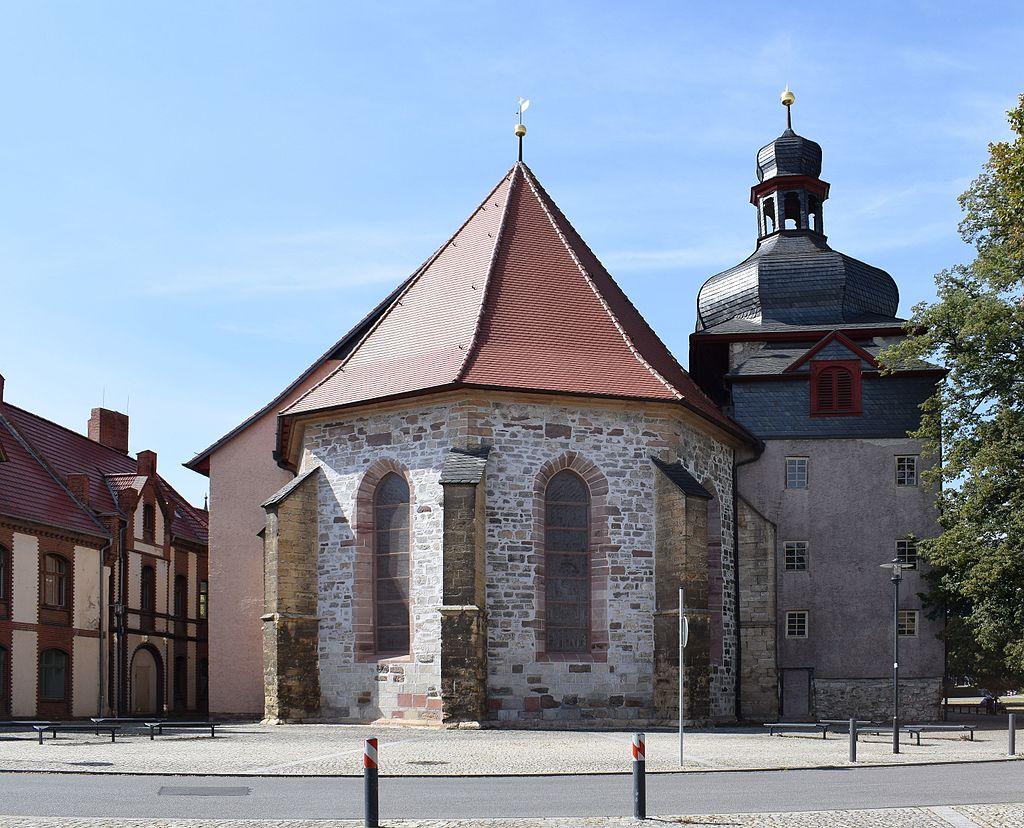 Bild Unterkirche Bad Frankenhausen