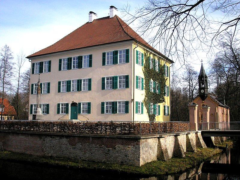 Bild Sisi Schloss Unterwittelsbach