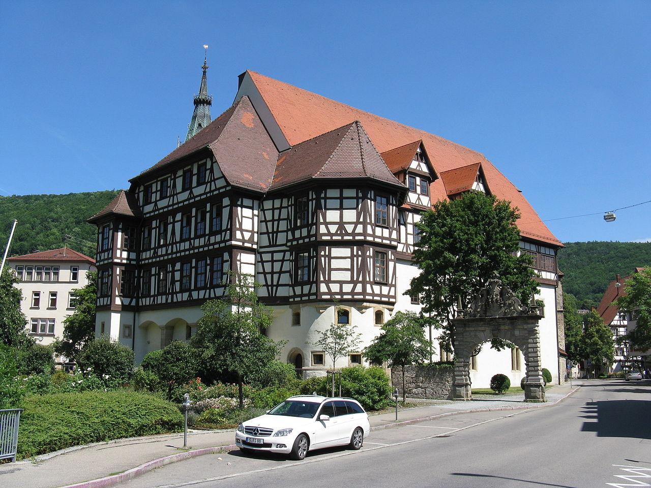 Bild Residenzschloss Urach