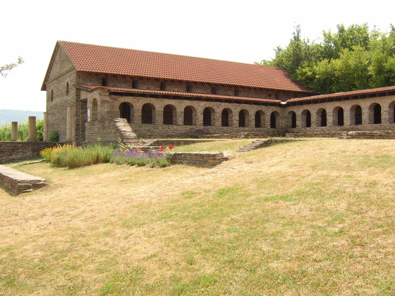 Bild Römische Villa Urbana Longuich