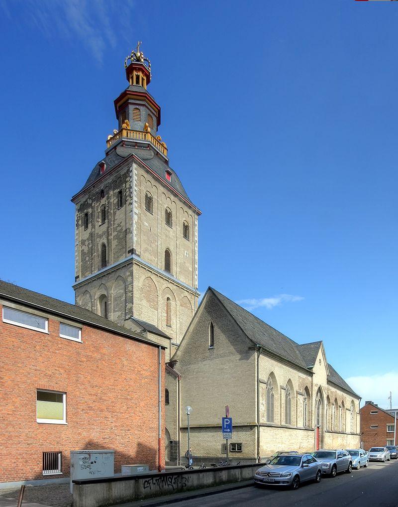 Bild Kirche St. Ursula Köln