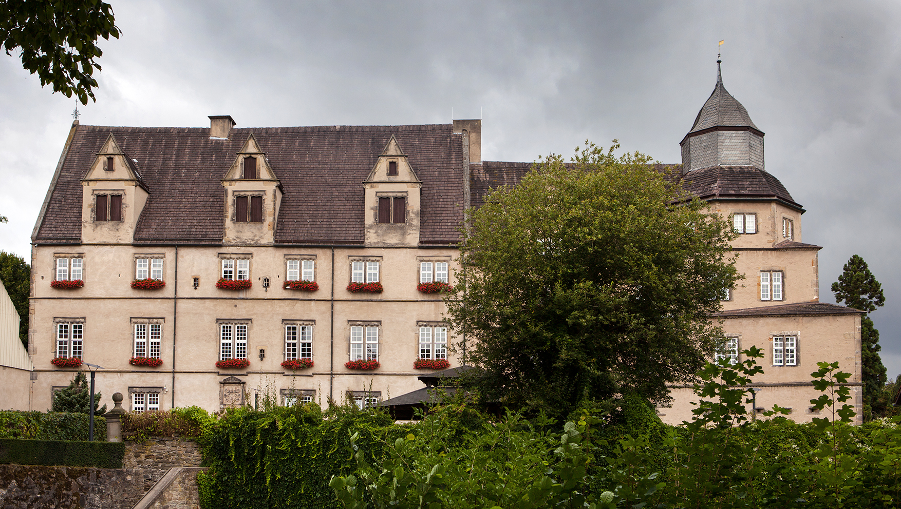 Bild Schloss Varenholz Kalletal