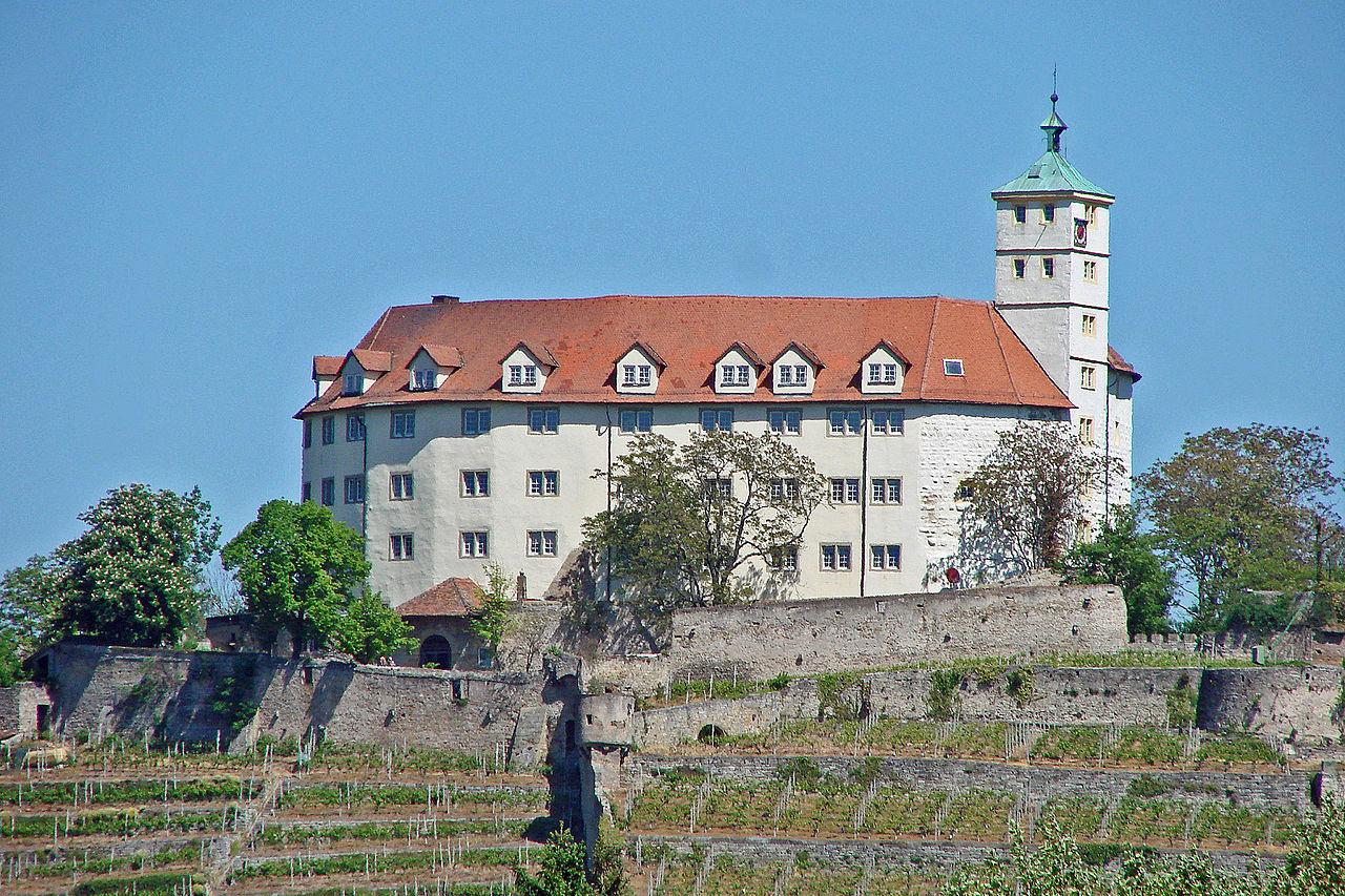 Bild Schloss Kaltenstein Vaihingen an der Enz