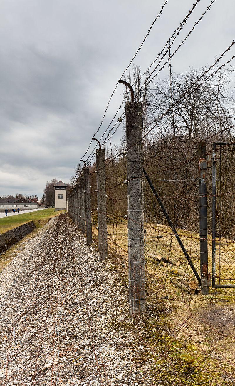 Bild KZ Gedenkstätte Dachau