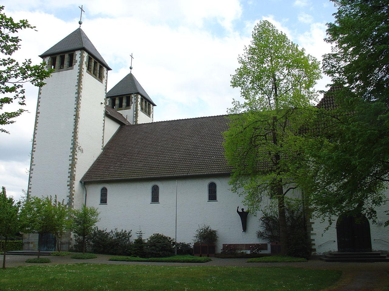 Bild Benediktinerinnen Abtei Varensell Rietberg