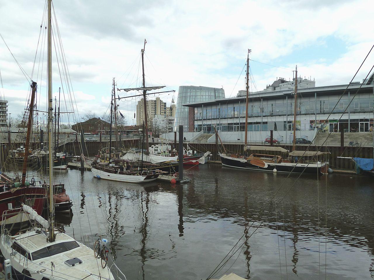 Bild Museumshafen Bremen Vegesack