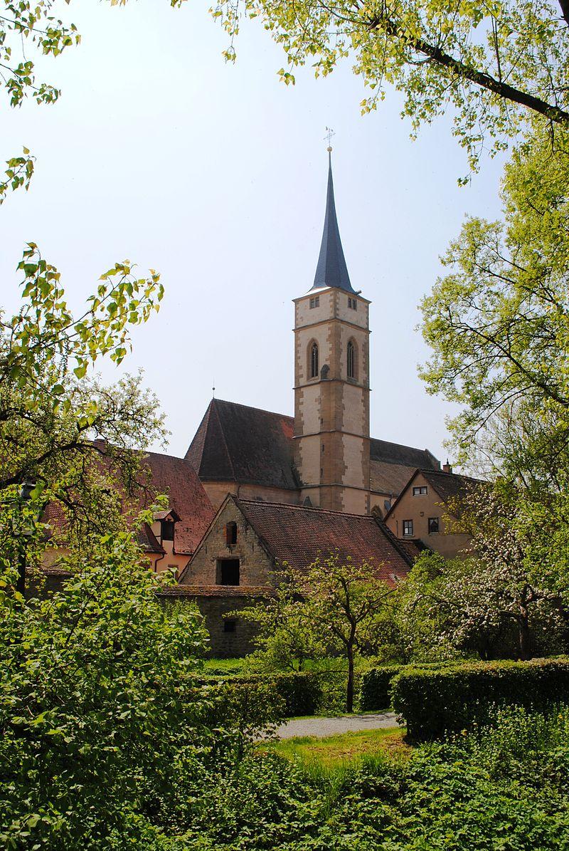 Bild Stadtpfarrkirche St. Veit Iphofen
