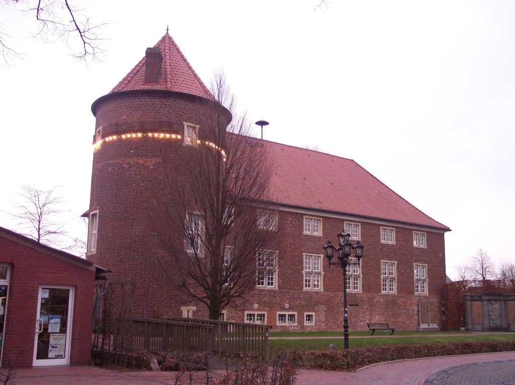 Bild Burg Ramsdorf Velen