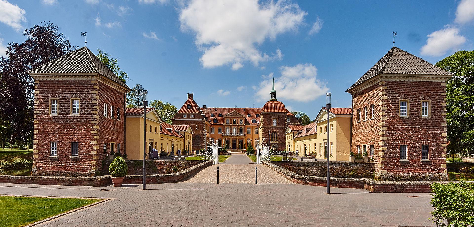 Bild Schloss Velen