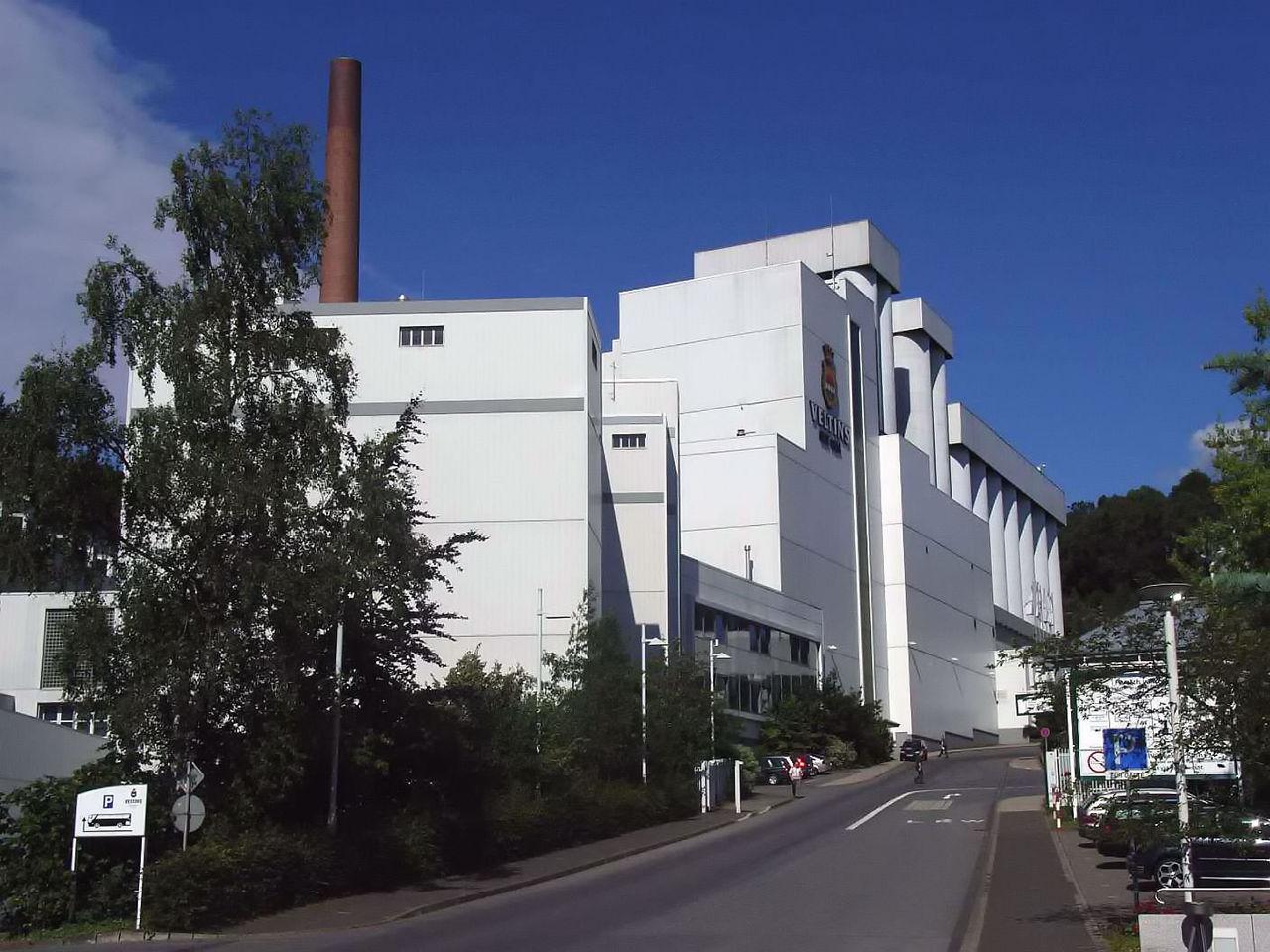 Bild Brauerei Veltins Meschede