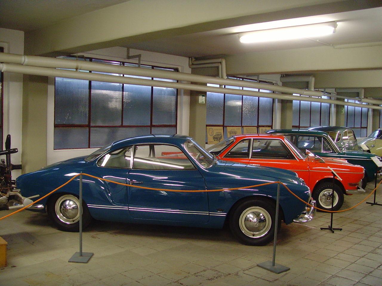 Bild Verkehrsmuseum Karlsruhe