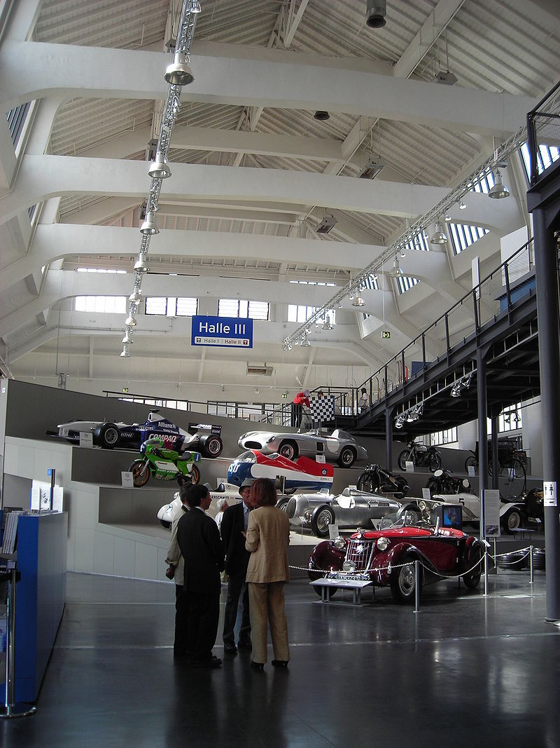 Bild Deutsches Museum Verkehrszentrum München