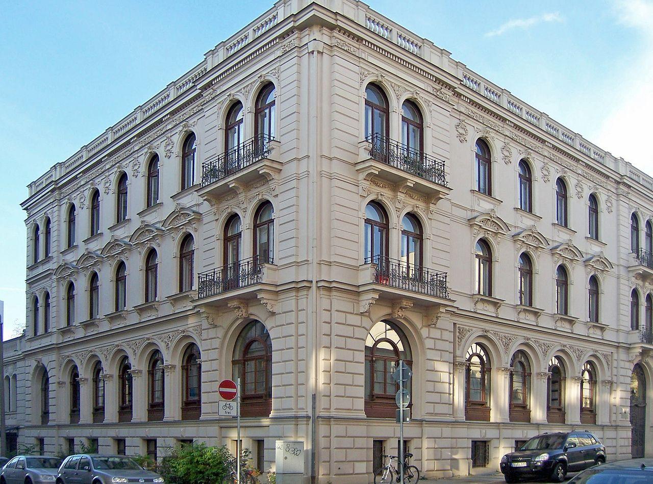Bild Edvard Grieg Gedenkstätte Leipzig