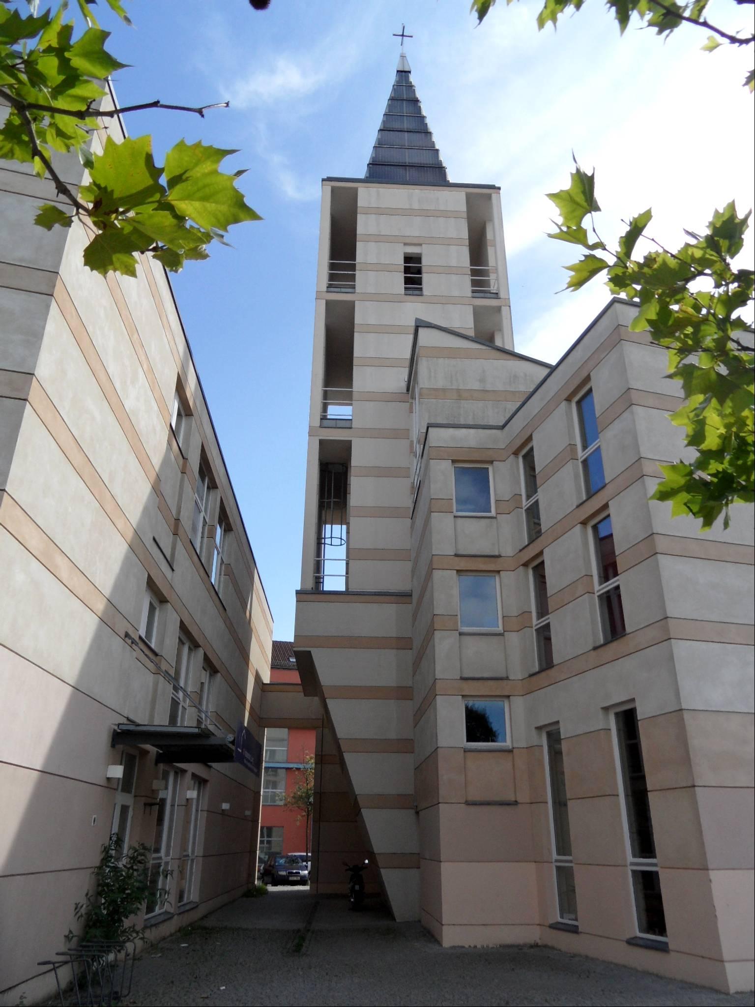 Bild Versöhnungskirche Potsdam