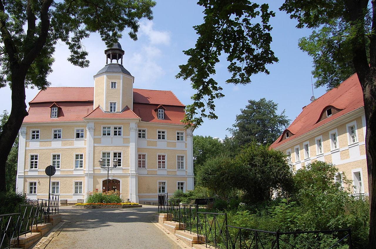Bild Schloss Vetschau