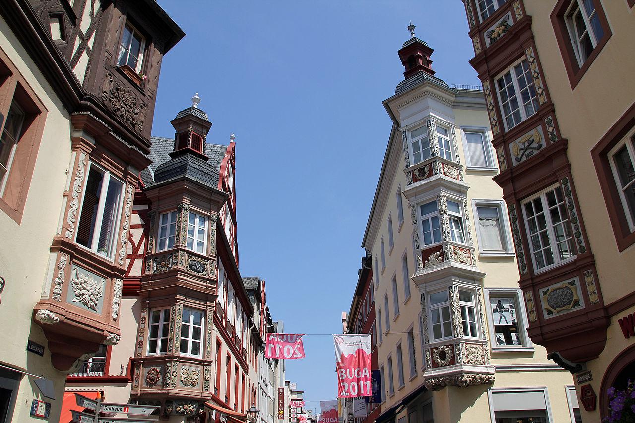Bild Vier Türme Koblenz