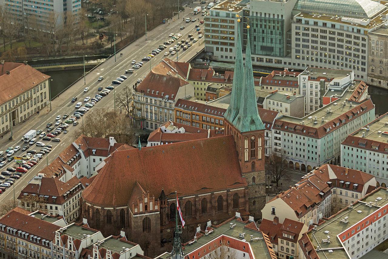 Bild Nikolaikirche Berlin
