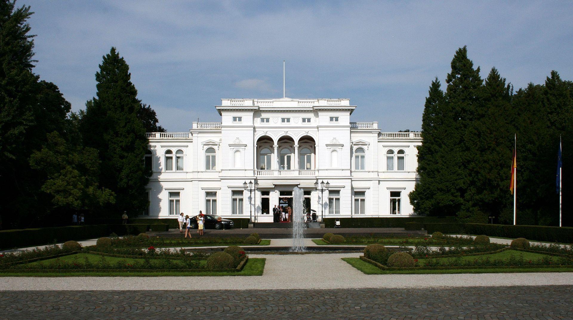 Bild Villa Hammerschmidt Bonn