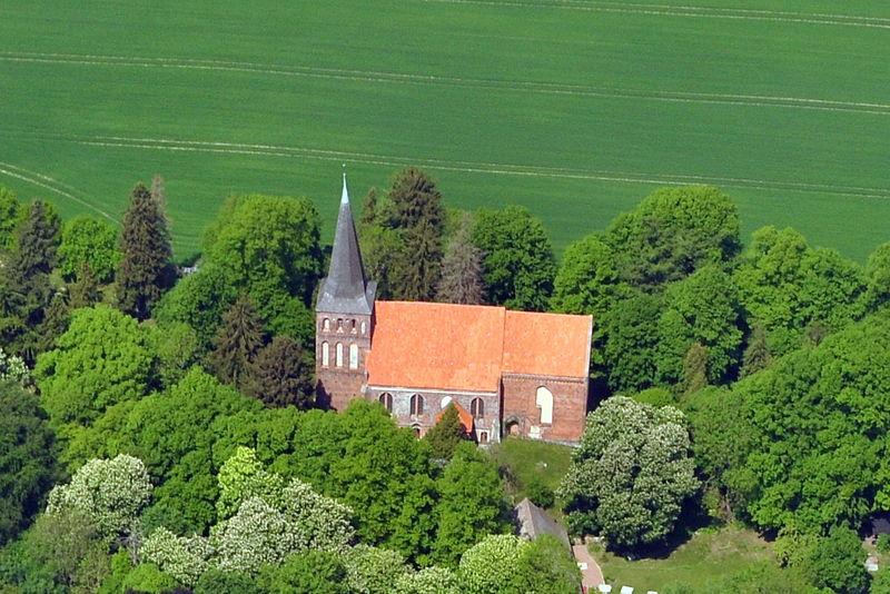 Bild Kirche St. Maria Magdalena Vilmnitz