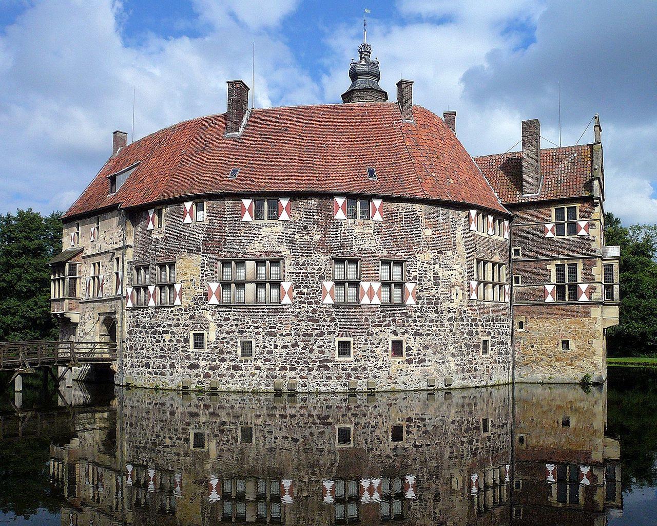 Bild Burg Vischering Lüdinghausen