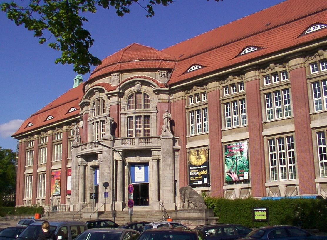 Bild Museum für Völkerkunde Hamburg