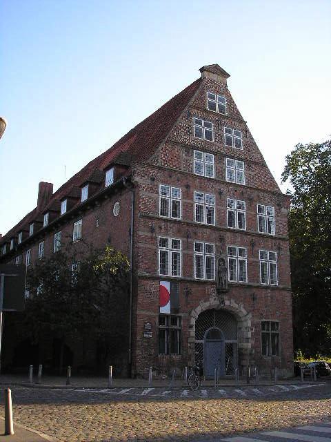 Bild Zeughaus Lübeck
