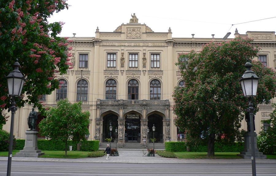Bild Galerie der Künstler München